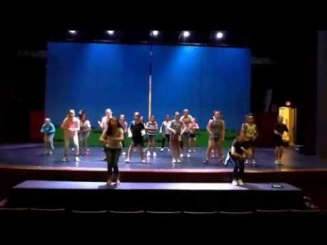 Camp Troubie Musical Theatre Workshop