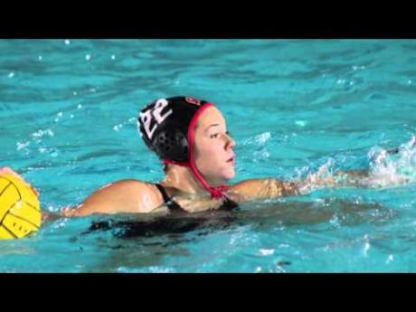 Water Polo's Maggie Oys Featured Comcast's Game On!