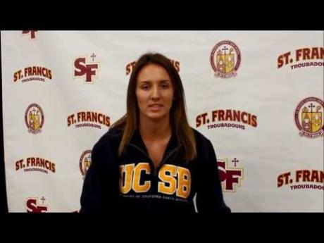 Six St. Francis Seniors Make Commitments