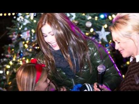 Natalie Woodruff's Make-A-Wish Moment