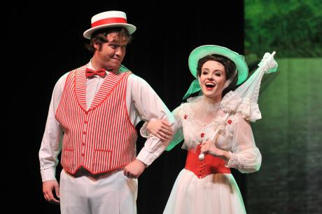 Mary Poppins, 2015
