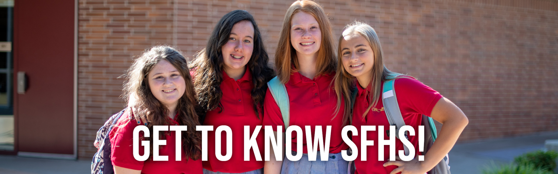 Get to know SFHS!