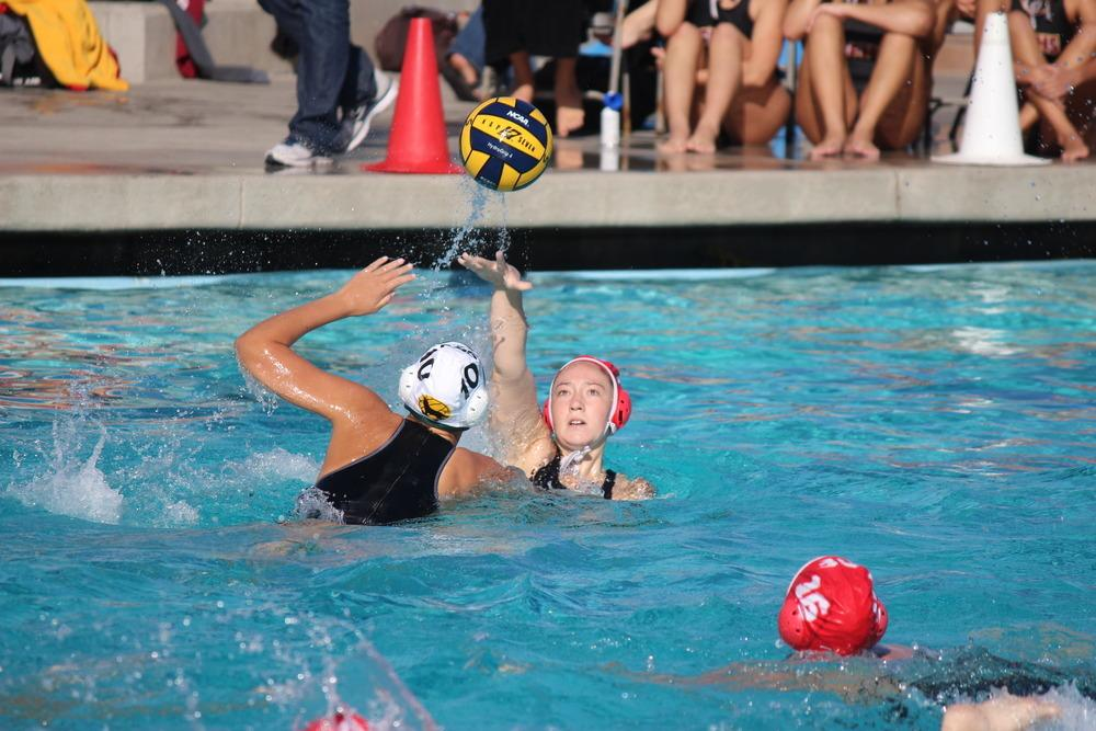 Water Polo Advances with 17-3 Win over Atwater - St  Francis