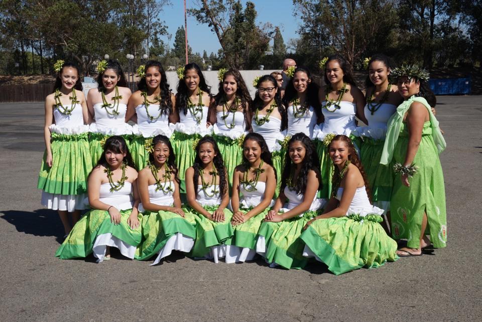 Annual Sacramento Aloha Festival 2015 - St  Francis Catholic