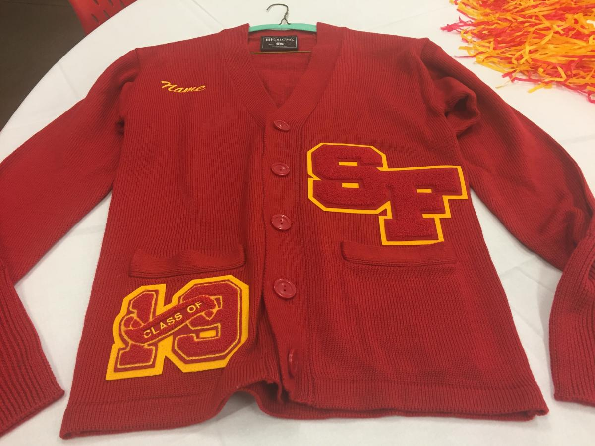 Jostens varsity letter jackets and sweaters st francis catholic jostens varsity letter jackets and sweaters spiritdancerdesigns Choice Image