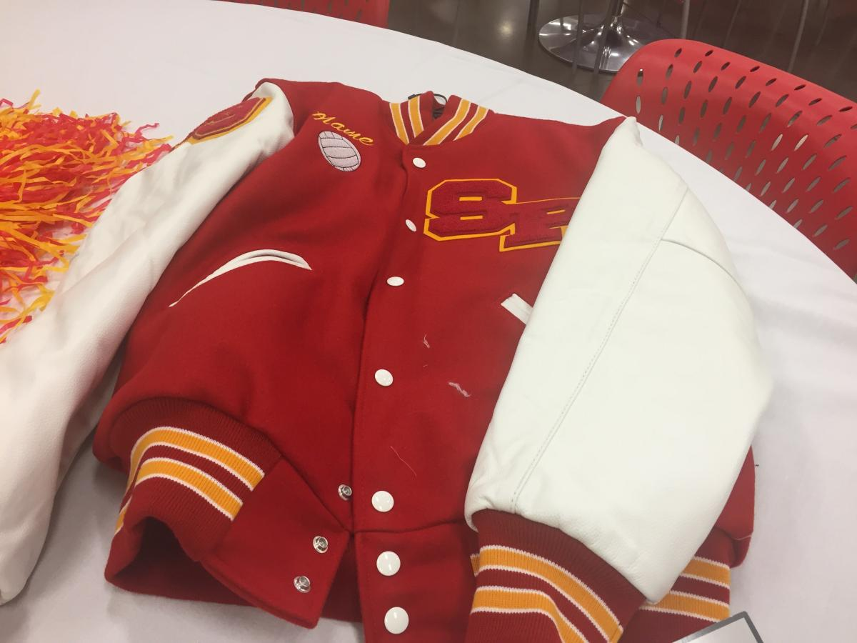 Jostens Varsity Letter Jackets And Sweaters St Francis Catholic