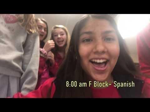Thankful Thursday 2018 – Frosh Council Video