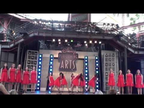 Show Choir in Disneyland!
