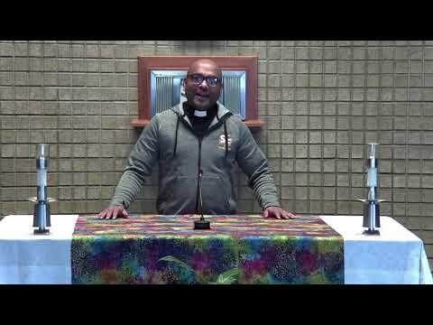 Liturgy Invitation from SFHS Chaplain, Fr. Joseph Sebastian, CMI