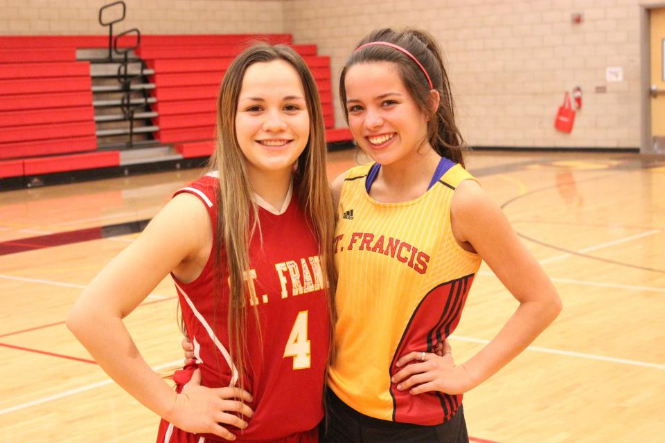 Avery and Miranda Myers – Avery was the captain for the JV basketball team, while Miranda helped the cross country team finish No. 3 at the state meet. She will run for Northern Arizona next year.
