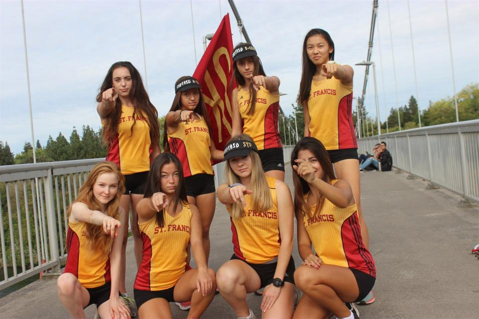 Cross Country - St  Francis Catholic High School
