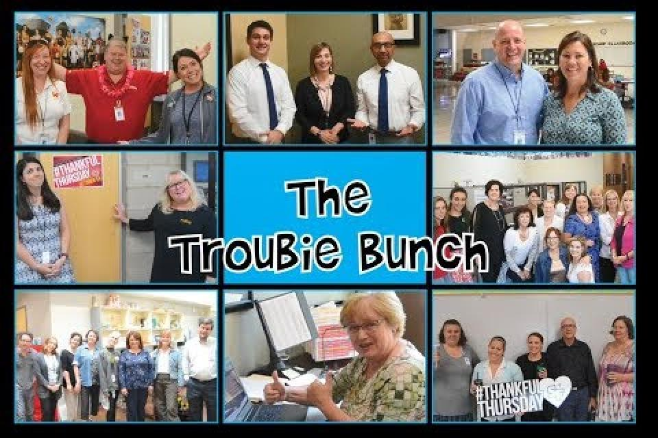 The Troubie Bunch