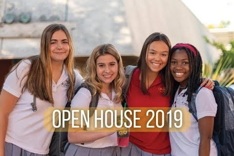 Last Year's Open House Video