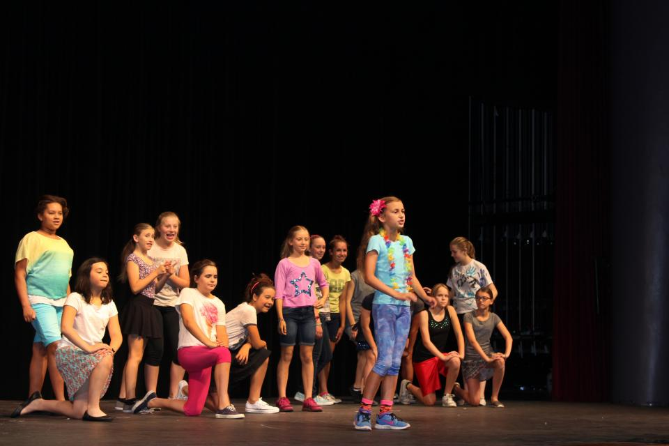Music Theatre Summer Camp's Final Performance