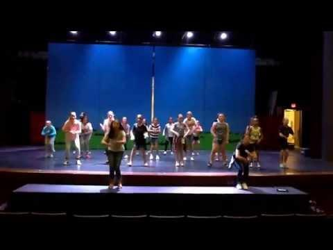 Camp Troubie Musical Theatre Workshop