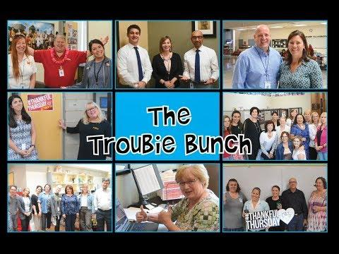The Troubie Bunch 2018