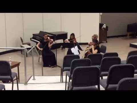 String Quartet Takes Gold Command Award