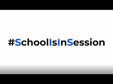 #SchoolIsInSession Video from Diocese