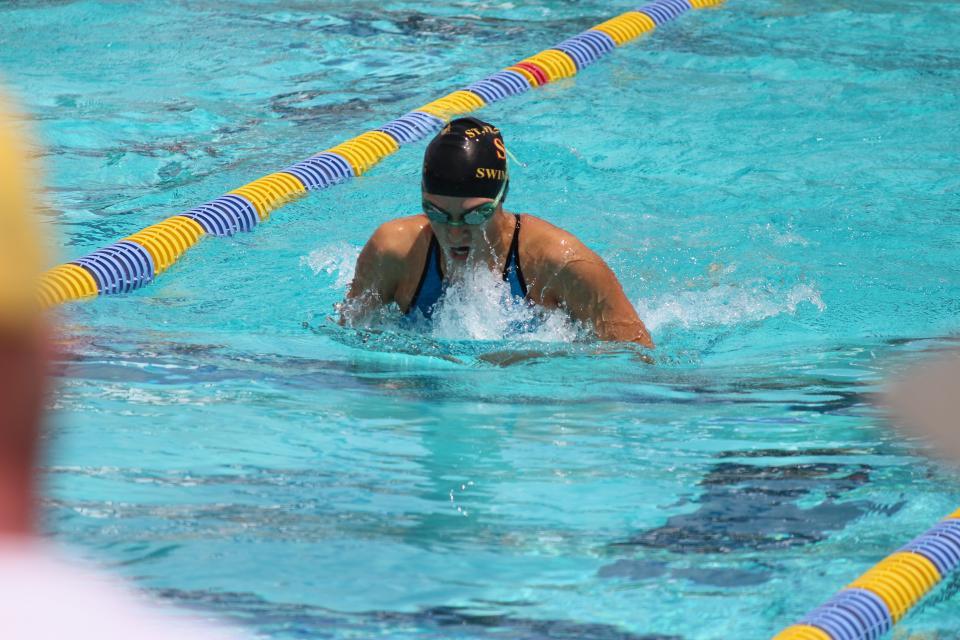 Swimming - St  Francis Catholic High School