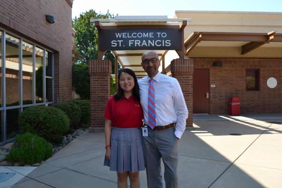 Home Recent News - St  Francis Catholic High School
