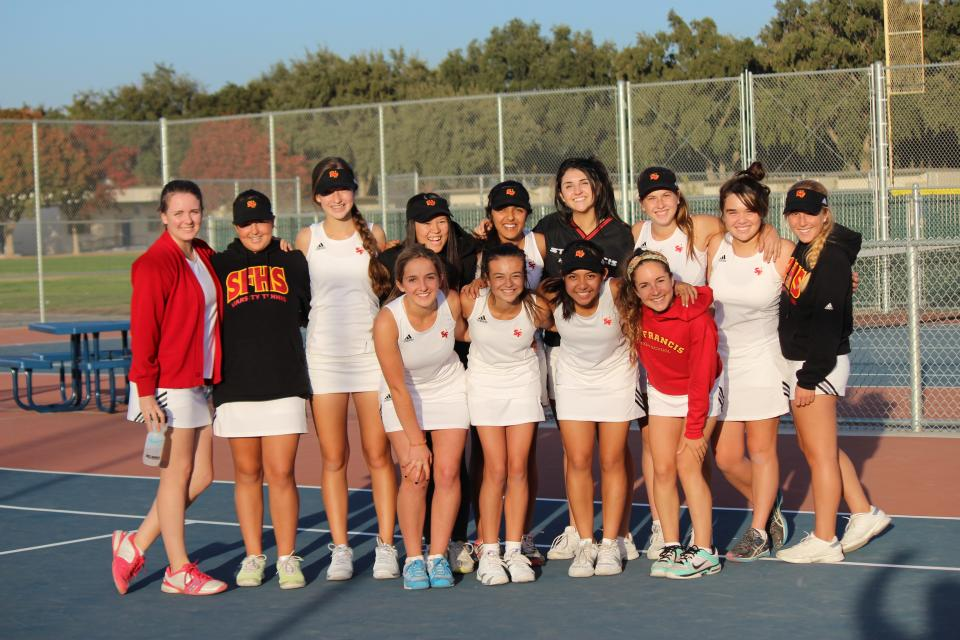 Tennis - St  Francis Catholic High School