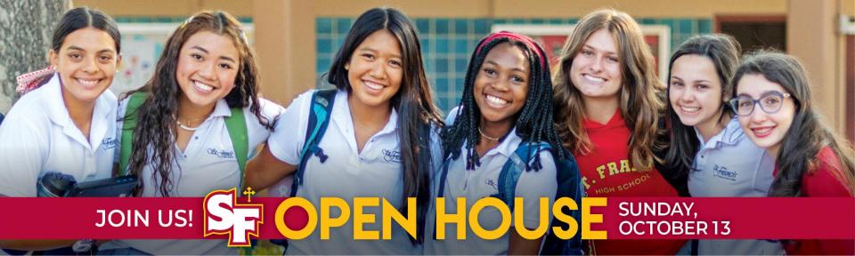 Join us for Open House on Sunday, Oct 13