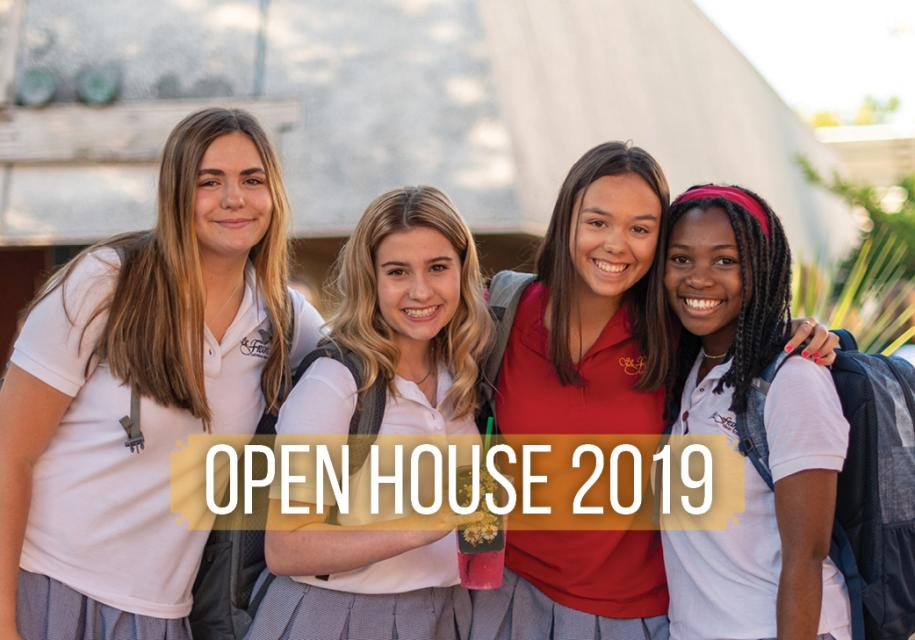 St. Francis High School Open House